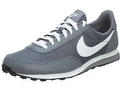 Nike Elite Mens 654912-019 Grey White Running Shoes Athletic Sneakers Size 9.5