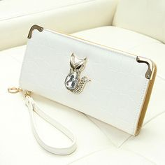 Find More Wallets Information about 2015 New Korean Version Long Wallet Female Diamond Zipper Wallet Tide Madam Model CKQB40,High Quality wallet design,China wallet plastic Suppliers, Cheap wallet fashion from Female-Fashion on Aliexpress.com