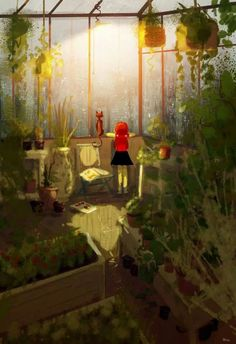 (Pinned by AshOkaConcept ॐ) Original Illustration by Pascal Campion