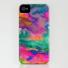 Ardor iPhone Case by Amy Sia - $35.00... I have to have this!!!