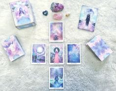 Starchild Tarot AKASHIC (2nd) EDITION!!!! **Unboxing & First Impressions**