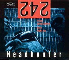Front 242 - Headhunter Photography by Anton Corbijn Front 242, Eminem Photos, Jean Michel Jarre, Sound & Vision, Music Icon, Post Punk, Save My Life, Weird World, Music Industry