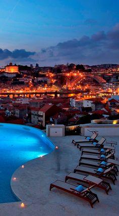 Belinda & Frank Honeymoon Hotel in Porto Portugal - The Yeatman Hotel Hotels In Portugal, Visit Portugal, Portugal Travel, Spain And Portugal, Hotels And Resorts, Best Hotels, Honeymoon Hotels, Best Hotel In World, Douro