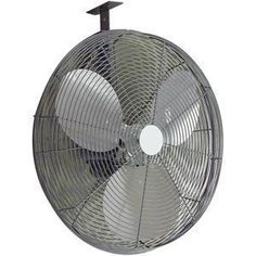"""Greenhouse Fans & Cooling - Circulation Fans - ValuTek Industrial & Barn Circulating Fans - 20"""", 24"""" & 30"""""""