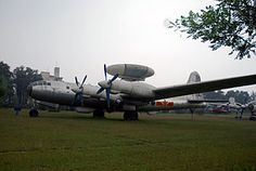 """KJ-1 AEWC was a first generation Chinese AEW (Airborne Early Warning) radar fitted to a Tupolev Tu-4 bomber. The project was started in 1969 under the code name """"Project 926""""."""