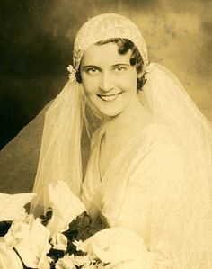 Image result for wedding veils in the 1930's