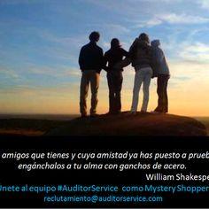 #Amigos #AuditorService #MysteryShoppers, feliz #14defebrero