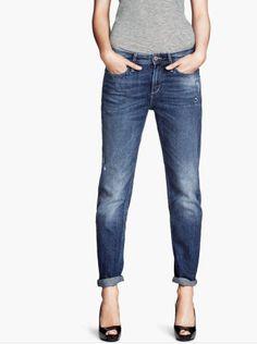 H&M Boyfriend Jeans...just added to my closet