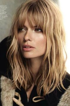 15 Awesome Ways to Style Bangs   StyleCaster