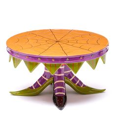 Witch\u0027s Shoe Ceramic Cake Plate by Patience Brewster #zulilyfinds  sc 1 st  Pinterest & Patience Brewster Witch Shoe Cake Plate | Halloween House ...