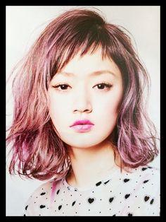 魅惑のダブルバングで2way!前髪アリもナシも楽しめる魔法の髪型♡ (3ページ目)|MERY [メリー]