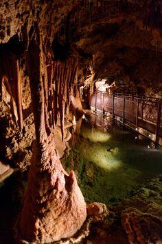 Grottes de Fontrabiouse ~