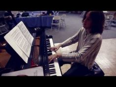 Austin Peralta performs Schubert for Being in the World