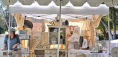 The Vintage Marketplace at the Oaks Styling Live Seminar with Debi Ward Kennedy