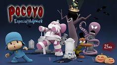 Pocoyó: Halloween Espacial 2015 - ¡40 minutos de aventuras terroríficas para niños! - YouTube