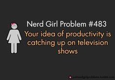Nerd girl problems SO true, especially with Pokemon