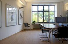 Meetingpoint im Loft