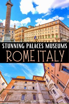 Best Of Rome, Rome Art, Museum Guide, Day Trips From Rome, Rome Travel, Ancient Ruins, Rome Italy, Most Romantic, Culture Travel