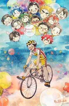 Cycling in the sky by b-snippet on deviantART