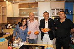 Este Pepe es una caja de sorpresas. Menudo cocinilla está hecho!! El jueves estuvo en el programa de Ana González de Procono preparando un suculento plato con @saboramalaga