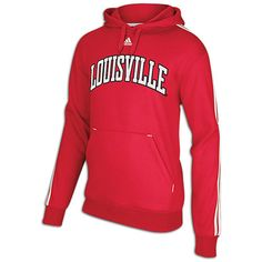 Louisville Cardinals | Red | Poly- Knit Hoodie (ANOTHER THING) !!!!!!!!!!