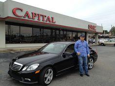 Happy new Capital Buick GMC customer!