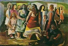Mulheres Protestando - 1941