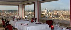 Imàgo #roma #restaurant #accorcityguide The nearest Accor hotel : Sofitel Rome Villa Borghese