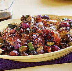 Mediterranean+Chicken+with+Mushrooms+&+Zucchini