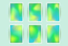 Colorful Background Set