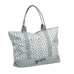 online store dcc98 ef5de Milwaukee Brewers Ikat Tote Texas A m, Ikat, Logo Branding, Illinois