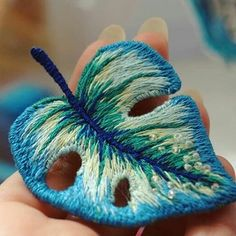 Wonderful Ribbon Embroidery Flowers by Hand Ideas. Enchanting Ribbon Embroidery Flowers by Hand Ideas. Embroidery Patterns Free, Learn Embroidery, Hand Embroidery Stitches, Silk Ribbon Embroidery, Embroidery Jewelry, Hand Embroidery Designs, Embroidery Kits, Embroidery Techniques, Machine Embroidery