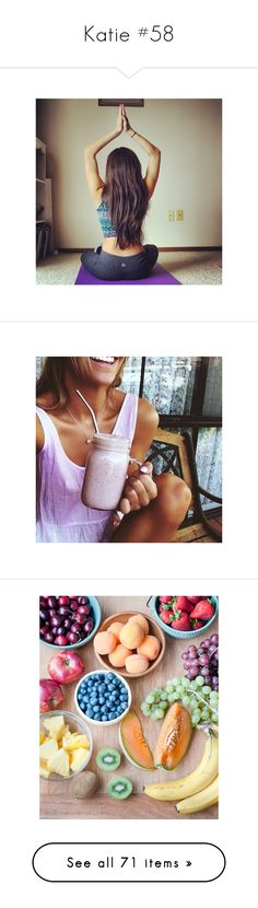 """""""Katie #58"""" by katie-e-thomson ❤ liked on Polyvore featuring instagram, pictures, icons, images, -pictures, fillers, food, house, home and rooms"""