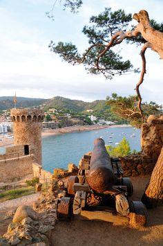 Tossa de Mar - Costa Brava, Catalonia.