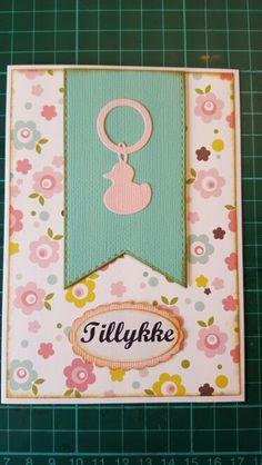 Baby kort /baby card