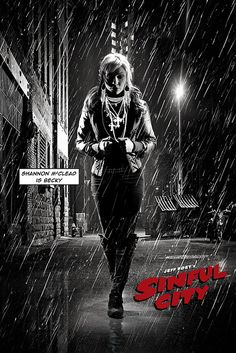 Sin City Becky cosplay by Jeff Zoet