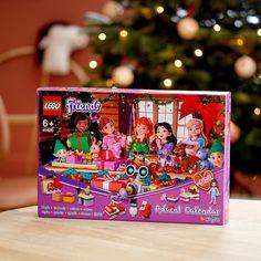 LEGO Friends Adventskalender 2020 Advent For Kids, Christmas Presents For Kids, Gifts For Kids, Lego Harry Potter, Lego City, All Lego Sets, Toy Workshop, Building Toys For Kids, Lego Super Mario