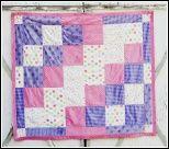 Cuddle Cubes - hot pink/ lavender