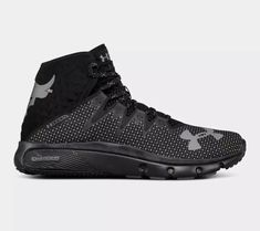 3bc71ff28ccb5c Rare Under Armour Project The Rock Delta Training DNA Shoes Size 7 Brand  New Rock Johnson
