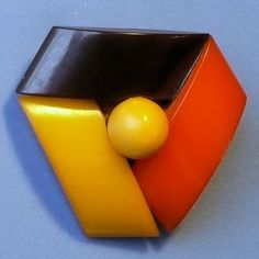 Bakelite Button