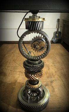 STEAMPUNK SUN #Steampunk #Industrial #motor #industrial