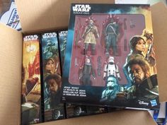 ToyzMag.com » Star Wars Rogue One : le pack Jedha Revolt dispo en France