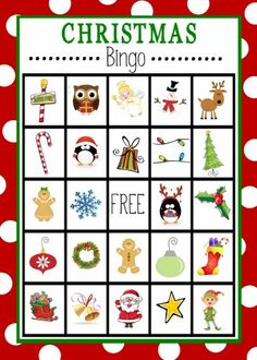 12 Free Christmas Printables – Tags, Signs and More