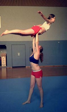 Dirty Dancing Move ;) #acrobatics