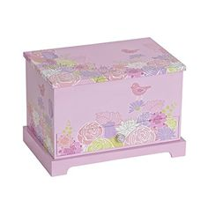 Mele  Co. Piper Girl's Musical Ballerina Jewelry Box ** Click image for more details.