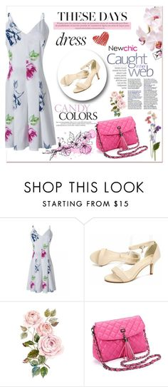 """#I LOVE NEWCHIC#Newchic style"" by lovenewchic ❤ liked on Polyvore featuring Karlsson"