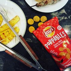 Summer bbqs I'm a huge fan of any salty crunchy snack and the poppables honey bbq meets that! My request is for salt and vinegar flavour please. Yummy Snacks, Snack Recipes, Honey Bbq, Game Night, Vinegar, Salt, Chips, Canada, Fresh