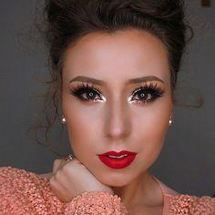 maquiagem iluminada 7