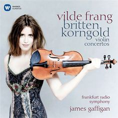 Vilde Frang with solid accompaniment from James Gaffigan and the Frankfurt Radio Symphony, Frang delivers a fascinating display of her technique and interpretive skill, and makes this one of the most successful albums in her discography.