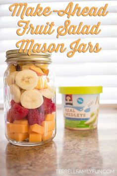 fruit smoothie recipes make ahead fruit salad